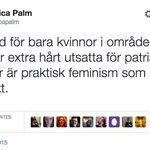 Kanske man också kan tänka sig kvinnoplatser på bussen. Ja, längst bak då. #svpol http://t.co/krokhaDKat