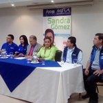 #elecciones2015 Movimiento Mira suscribió acuerdo programático con candidata @SandraGomezQuin @MovimientoMIRA http://t.co/By7ncXVJJi