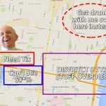 BREAKING: Updated Pope Map #PopeInPhilly http://t.co/ZMcBnQ8rkV