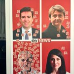 Heres our unscientific Sticker Poll of the @SkyNews #LabourDebate audience. http://t.co/m6aI1kDQvC