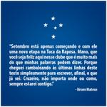 """Nação Azul, este é um trecho do texto que será publicado em nosso """"Guia do Torcedor"""" de domingo. #NósSomosOCruzeiro http://t.co/F3AFouxGXj"""