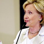 "Hillary Clinton on jailed KY clerk: ""Officials should be held to their duty"" http://t.co/PMHtQM6U8t http://t.co/JSpulJsUmj"