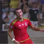 Wales lead as Gareth Bale scores his 6th goal in 7 qualifiers, and 12th in his last 16 caps http://t.co/K3DkvFj5AI