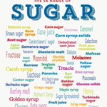 Its not just the word sugar we need to look out for @jamieoliver #SugarRush Knowledge is power as they say! http://t.co/WXQlAQjVKi