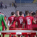 FT: Cyprus 0-1 Wales: They're not there yet, but Wales are on the brink. More: http://t.co/uTjWwewSwO #SkyFootball http://t.co/lo3Ds7vWX4