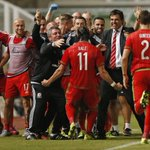 Congratulations to @FAWales on a fantastic victory over Cyprus in Nicosia. #TogetherStronger http://t.co/d4KWY1bqRf