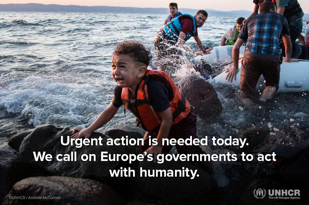 We call on #Europe's governments to respond with humanity #HumanityWashedAshore http://t.co/NzI7gm4Kkz