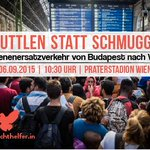 Am Sonntag wirds spannend: https://t.co/LDBjELKHk1 #refugeeconvoi #refugeeswelcome http://t.co/JfhOuI4jm9