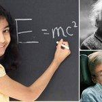 Garota de 12 anos supera Einstein e tira nota máxima em teste de QI http://t.co/miBQanMpw4 #G1 http://t.co/Oqbf5epKCv