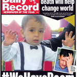 DAILY RECORD: #WeHaveRoom #skypapers http://t.co/k43VoHNiub