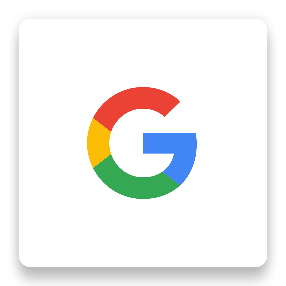 Google has a new logo, so we're rolling out new @Google and @GooglePlus icons across the web.