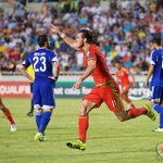 Gareth Bale scores the winning goal against Cyprus #CYPvWAL #TogetherStronger http://t.co/XvjNou1oil