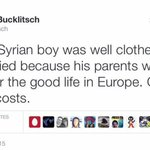 Is there a way to have Ukip parliamentary candidate Peter Bucklitsch deported to Syria? http://t.co/IGDrljFPU3