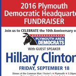 Looks like @HillaryClinton will be in Plymouth on eve of @NHDems state convention; #FITN #nhpolitics #WMUR http://t.co/i0OjuVR5io
