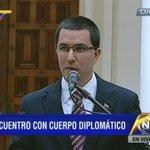 """""""Le hemos explicado la verdad de la frontera con Colombia, un conflicto interno al que se le sumó varios vectores"""" http://t.co/gguuIkt7Z3"""