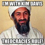 One guy agrees with @GovMikeHuckabee #ImWithKim http://t.co/4sas2Ll8SG