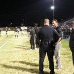UCLA coach Jim Mora at the Narbonne-Poly tilt. http://t.co/uvRwvVmyjQ