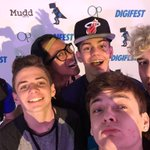 ???????????? @TheReal5quad is going to be turning up our Snapchat tmrw & GETTING HYPE this weekend at DigiFest! SO EXCITED! http://t.co/nndIkORgJ5