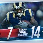#Rams Tweets: End of the 1st quarter #KCvsSTL http://t.co/SxL4g1GLqy #NFL http://t.co/dXV57PH0RV
