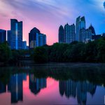 This view of the Atlanta skyline never gets old. http://t.co/ek2VLDt2xq