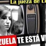 La jueza Susana Barreiros no tiene Twitter, pero su familia y allegados si. Jueza Barreiros #VzlaExigeLLibertad http://t.co/BfrrG5ki44
