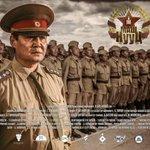 Ардын армийн хурандаагийн хөх судалтай мөрдэстэй, Дотоодын цэргийн улаан эмжээртэй фуражкатай... Бөөн алдаа. http://t.co/KaH2ABybce