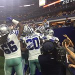 And thats what you call a pick 6! #HOUvsDAL http://t.co/Msf0IZyZOf