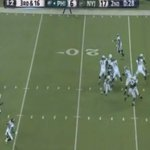 VIDEO: @Eagles QB Tim Tebow goes full #TebowTime, fires multiple TDs vs. Jets http://t.co/nQmQGcpIRU http://t.co/bvSOeZwgF8