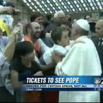 Want to see @Pontifex up close in Philly? Youll need a ticket for that. @KMazurNews explains. http://t.co/7vKYSfjska http://t.co/cyKNQvQG9i