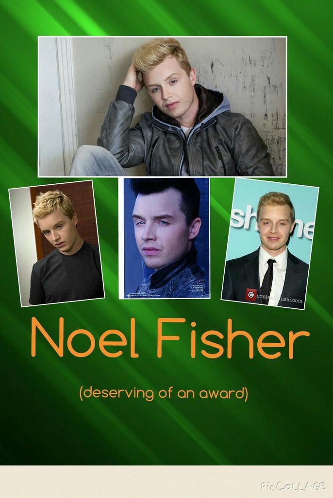 #NoelFisher http://t.co/hxkwbbWUz4