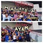 Semalam punya cerita penyokong Malaysia di Abu Dhabi. Huhu http://t.co/pqE4WrphGr