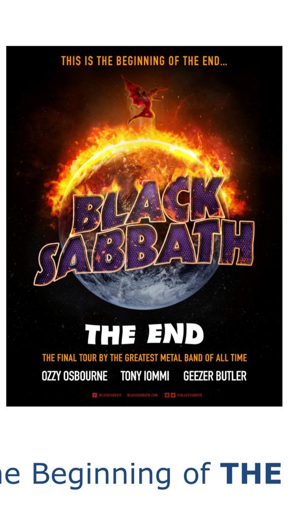 ICYMI #BlackSabbath is coming to Minneapolis on Jan 25. The end. http://t.co/dtyu0AOJWo