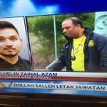 Tak fighter macam Najib la Dollah Salleh ni. Terus nak letak jawatan. Huhu http://t.co/gpIWTckUQc