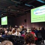Koningin Sylvia opent #carers2015, meer dan 600 mensen uit 32 landen aanwezig! @mantelzorgnl @Movisie http://t.co/E80FcMS19a