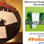 Are you in support of President Muhammadu Buhari's campaign to fight corruption in Nigeria? Join us by 4 pm http://t.co/Ykyoo8C47W