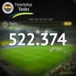 Bugün itibariyle Fenerbahçe Yandex kullanan sayısı 522.374 olmuştur.@FBYandex indirmek için: https://t.co/gzH7IlpusW http://t.co/H3TW6MpxdY