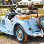 #Concours2015 is every car-lovers dream event.See you at Concours on the 27th September. http://t.co/UoIY2l60tm