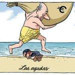 Hay que ser muy malnacido y muy miserable para dibujar y publicar esto, hay que ser @eldiarioes http://t.co/WlHxC5D2SH