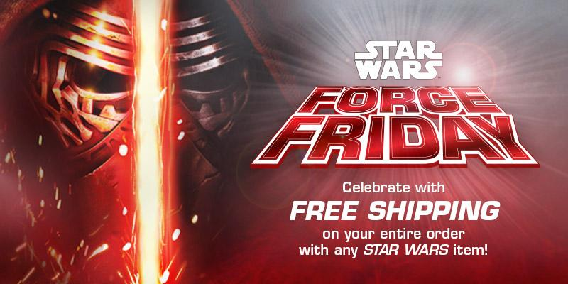 All-new Star Wars merchandise is NOW AVAILABLE! http://t.co/MJnigFP7oI http://t.co/Z5mg9CGrKg