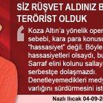 Siz rüşvet aldınız biz terörist olduk http://t.co/YLOosnV1Ov @bugun @Notredamedesion http://t.co/NRw0yWGG1Q