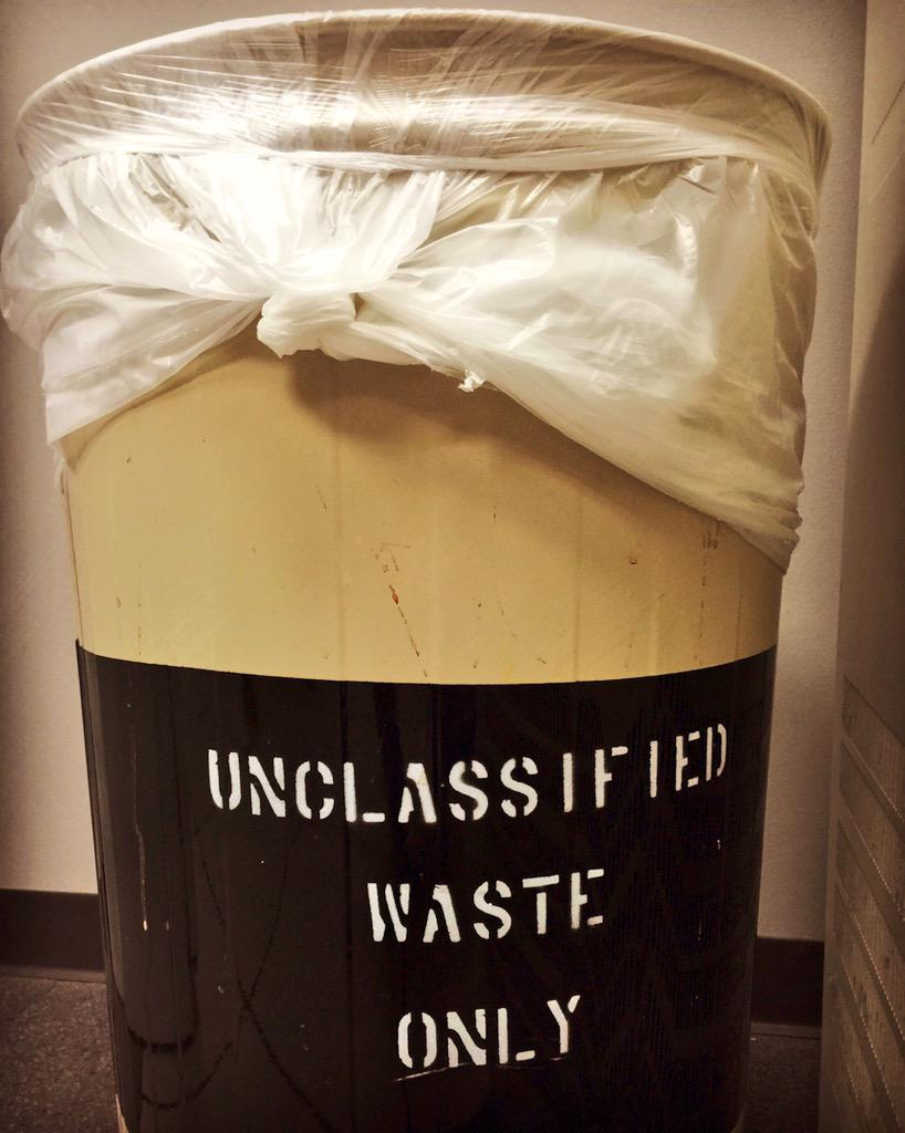 I love that this trash can exists. #nasa http://t.co/fjBj7aEewc