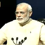 PM Shri @narendramodi on stage to address school children on the eve of #TeachersDay. http://t.co/VQM483p8jU