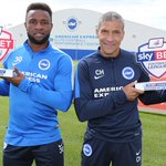 #BHAFCs Hughton and LuaLua have won the Championship Manager of the Month and Player of the Month Awards for August. http://t.co/u9NkU2f6nl