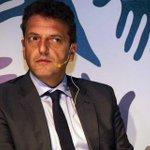 "Sergio Massa: ""Aníbal Fernández no se anima al voto electrónico"" http://t.co/kminoNUVOM http://t.co/kjlWxnbgna"