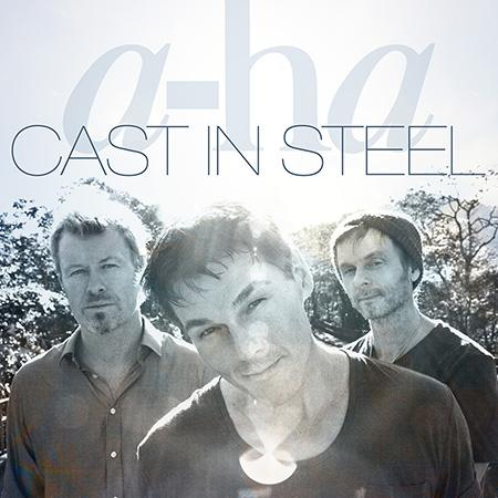OUT NOW: 'Cast In Steel', the 10th studio album from a-ha! Find links to buy the album here: http://t.co/PYuTUqgkHg http://t.co/XiaZlnGPh0