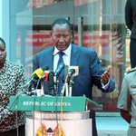 Law is clear that all 3 top positions at Kenya Police should not held by people of same gender ~ Mutua. #SOTNKe http://t.co/P9VI2AeOfy