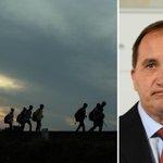 Löfven träffar Merkel för att pressa EU om flyktingkrisen. http://t.co/tVEX6a3502 http://t.co/hkm5pzRlyr
