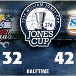 JUST IN: Halftime in #JonesCup2015 PILIPINAS 32, NEW ZEALAND 42 #LabanPilipinas http://t.co/fujliaagyt