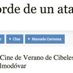 El odio de ABC a Manuela Carmena roza ya lo hilarante http://t.co/Tw8rEMrmxi