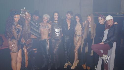 #TBThursday #ghostown @adamlambert   #fierce #dancers #artists http://t.co/cEdiNDtoLB